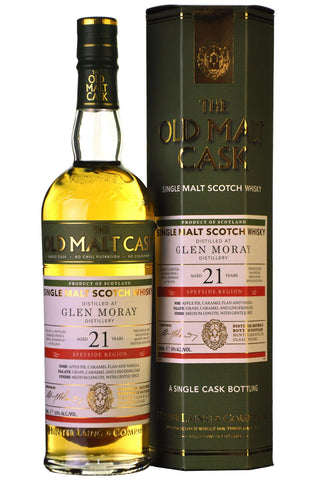 Glen Moray 1995-2016 | 21 Year Old | Old Malt Cask 12819