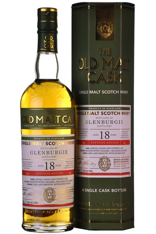 Glenburgie 1998-2016 | 18 Year Old | Old Malt Cask 12806