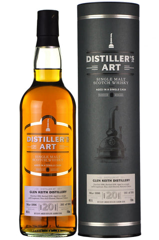 Glen Keith 1996-2016 | 20 Year Old | Distiller's Art