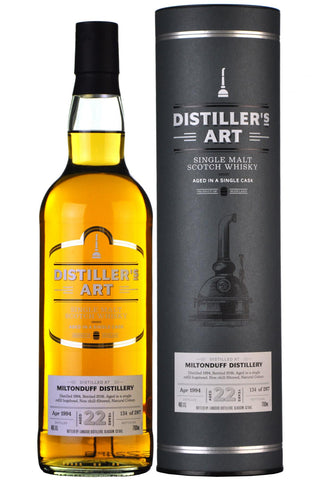 Miltonduff 1994-2016 | 22 Year Old | Distillers Art