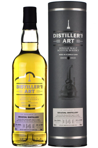 Braeval 2001-2016 | 14 Year Old Distillers Art