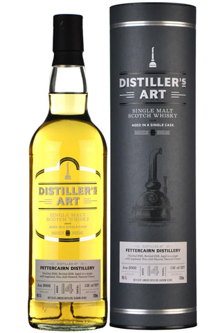Fettercairn 2002-2016 | 14 Year Old | Distiller's Art