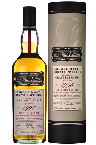 Craigellachie 1995-2015 | 19 Year Old The First Editions
