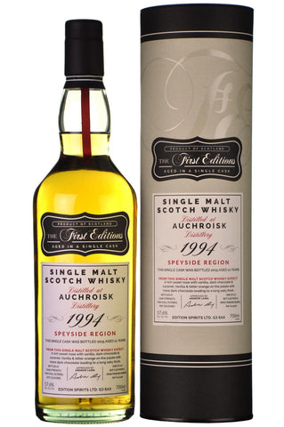 Auchroisk 1994-2015 | 21 Year Old The First Editions Cask HL1212