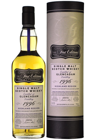 Glencadam 1996-2016 | 19 Year Old The First Editions