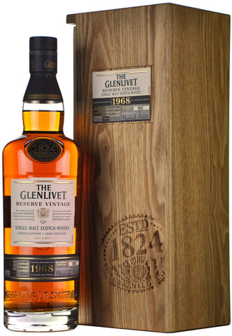 Glenlivet 1968-2008 | Single Cask 7629