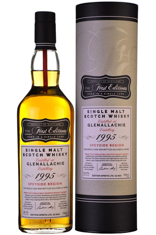 Glenallachie 1995-2017 | 21 Year Old The First Editions