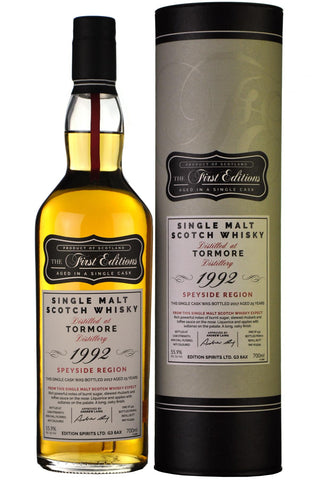 Tormore 1992-2017 | 25 Year Old The First Editions Cask HL13311