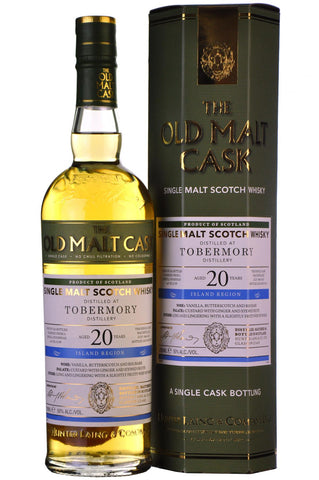 Tobermory 1996-2017 | 20 Year Old | Old Malt Cask 13190