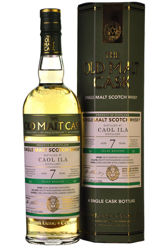 Caol Ila 2009-2017 | 7 Year Old | Old Malt Cask 13267