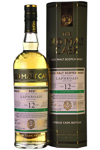 Laphroaig 2004-2017 | 12 Year Old | Old Malt Cask 13433