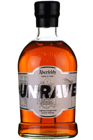Aberfeldy Unravel Single Cask