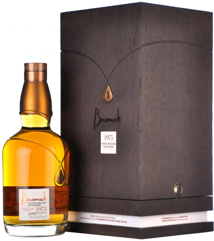 benromach 1975, speyside single malt scotch whisky,