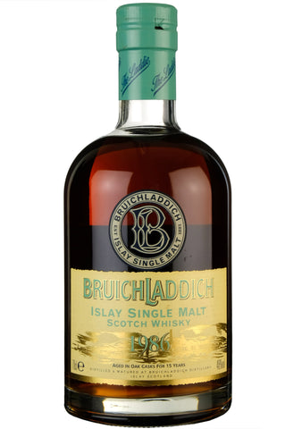 Bruichladdich 1986-2001 | Oloroso Sherry | Single Cask 356