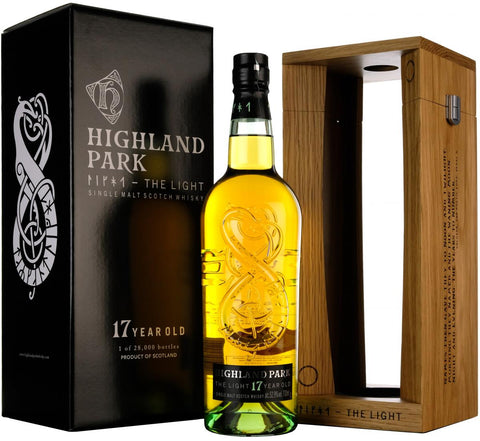 highland park, the light, island of orkney single malt scotch whisky