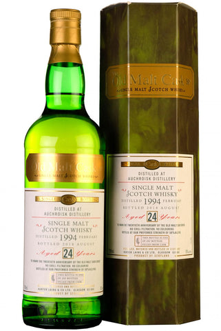 Auchroisk 1994-2018 | 24 Year Old | Old Malt Cask 20th Anniversary