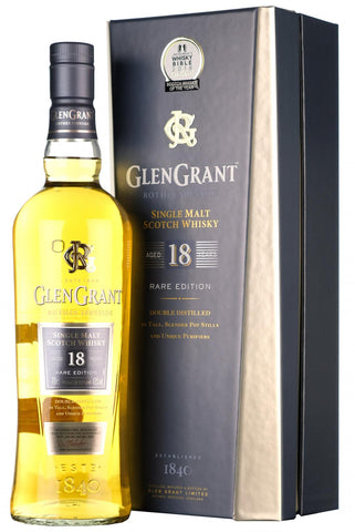 glen grant 18 year old speyside single malt scotch whisky jim murray scotch whisky of the year 2018