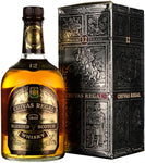 chivas, regal, 12, year, old, 75cl, blended, scotch, whisky, whiskey