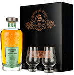 Linkwood 1990 27 Years Old Signatory Vintage 30th Anniversary cask strength single cask speyside single malt scotch whisky