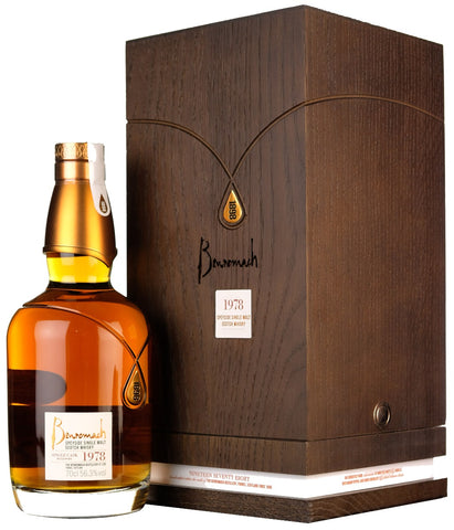 Benromach 1978-2018 | 40 Year Old Single Cask 2608