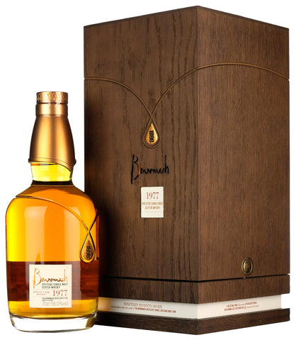 Benromach 1977-2017 | 39 Year Old Single Cask 1268