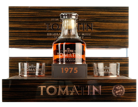 Tomatin 1975-2019 | 44 Year Old Warehouse 6 Collection