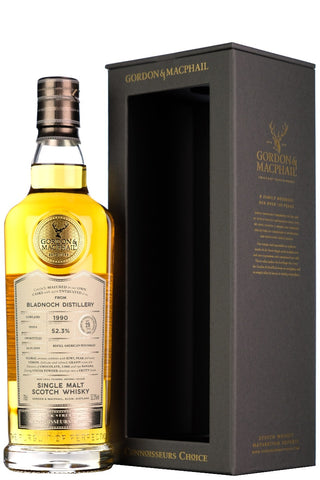 Bladnoch 1990-2019 | 28 Year Old | Connoisseurs Choice Cask Strength
