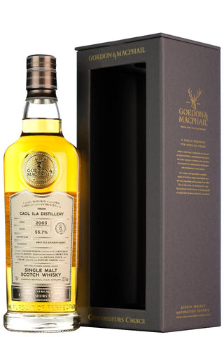 Caol Ila 2003-2019 | 15 Year Old Connoisseurs Choice Cask Strength