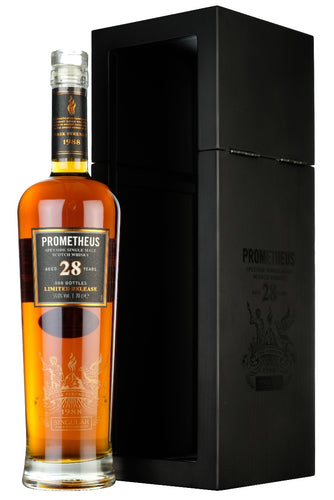VIP Prometheus 1988 | 28 Year Old | Speyside Single Malt