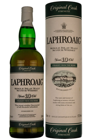 Laphroaig 10 Year Old | Original Cask Strength 1990s