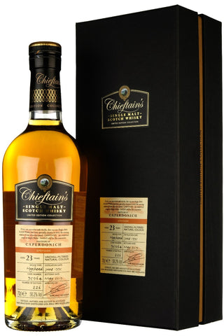 Caperdonich 1995-2019 | 23 Year Old | Chieftain's | Cask 95064