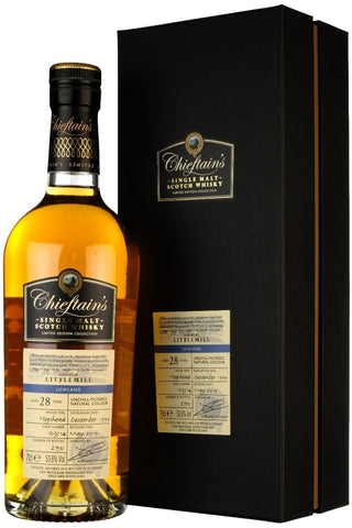 Littlemill 1990-2019 | 28 Year Old Chieftains Cask 103514