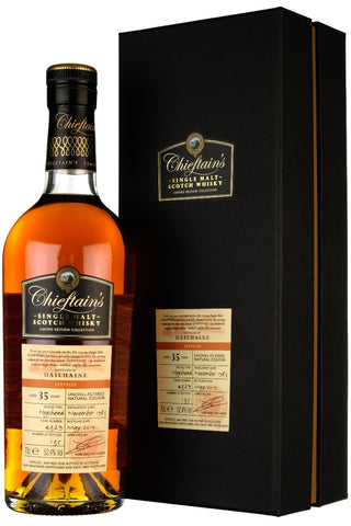 Dailuaine 1983-2019 | 35 Year Old Chieftains Cask 4329