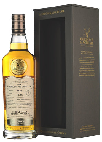 Glenallachie 2005-2019 | 13 Year Old Connoisseurs Choice Cask Strength
