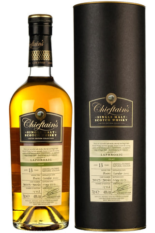 Laphroaig 2005-2019 | 13 Year Old Chieftains #900159 #900160