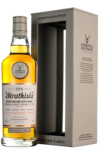 Strathisla 2006-2019 Distillery Labels