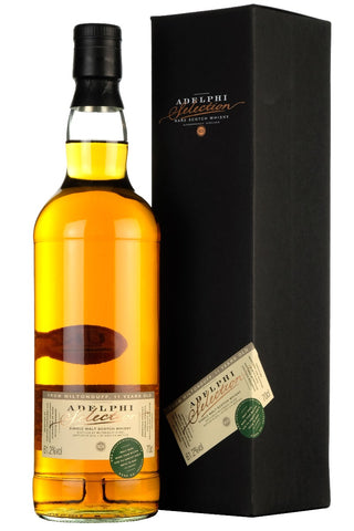 Miltonduff 2007-2019 | 11 Year Old | Adelphi Selection