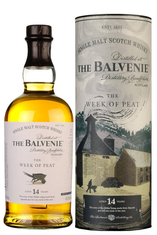 Balvenie 14 Year Old | The Week Of Peat