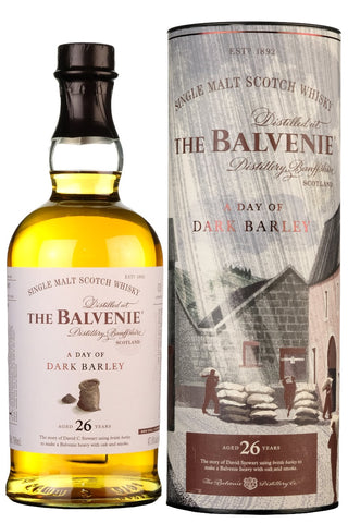 Balvenie 26 Year Old | A Day Of Dark Barley