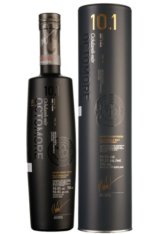 Octomore Edition 10.1 | 5 Year Old