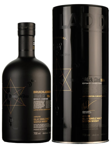 Bruichladdich 1994-2019 | 25 Year Old | Black Art Series
