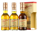 Glenfarclas 20cl Tri-Pack | 15 Year Old, 21 Year Old, 25 Year Old