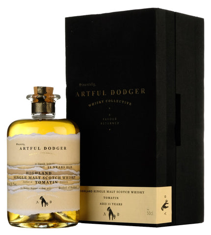 Tomatin 2008-2019 | 11 Year Old | Artful Dodger Whisky Collective