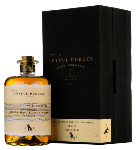 Orkney 2004-2019 | 14 Year Old | Artful Dodger Whisky Collective