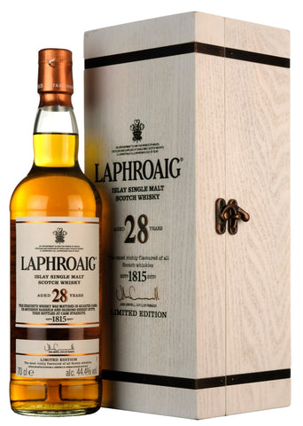 Laphroaig 28 Year Old Cask Strength