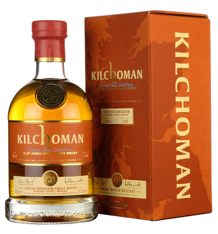 Kilchoman Small Batch Release 2019