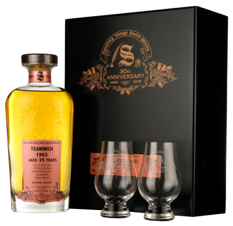 Teaninich 1983-2018 | 35 Year Old | Signatory Vintage 30th Anniversary