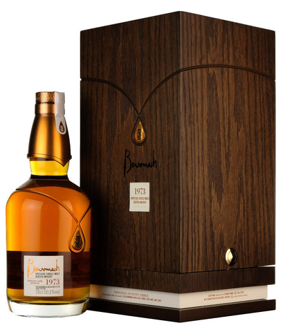 Benromach 1973-2019 | Single Cask 4607