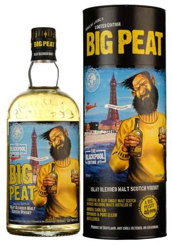 Big Peat The Blackpool Edition #1 | Whisky-Online Exclusive