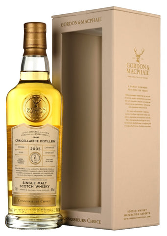 Craigellachie 2005-2019 | 13 Year Old Connoisseurs Choice